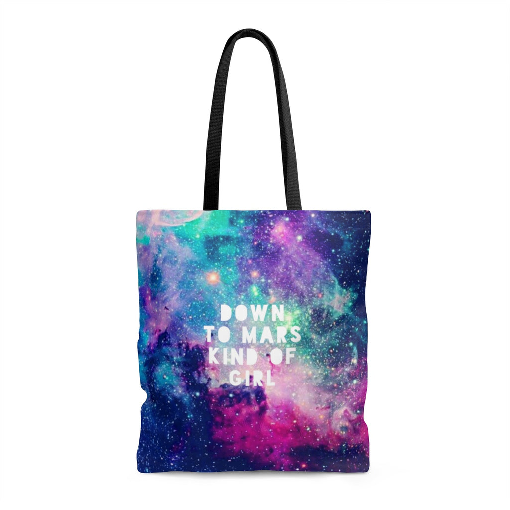 Down To Mars Kind Of Girl Tote - STYLEFOX®