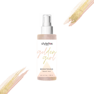 Golden Girl Brightening Facial Mist Toner