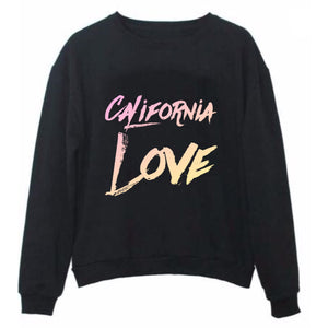 California Love Sweatshirt - STYLEFOX®