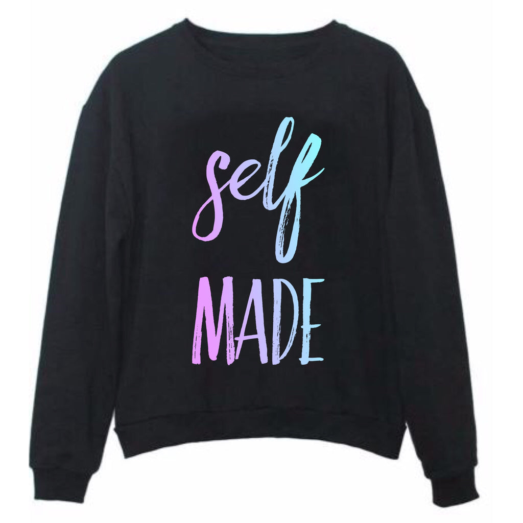 Self-Made Sweatshirt - STYLEFOX®