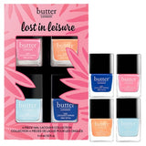 Butter London Lost in Leisure Nail Polish Lacquer Collection - STYLEFOX®