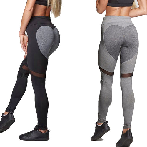 Butt Shaper Contoured Workout Legging