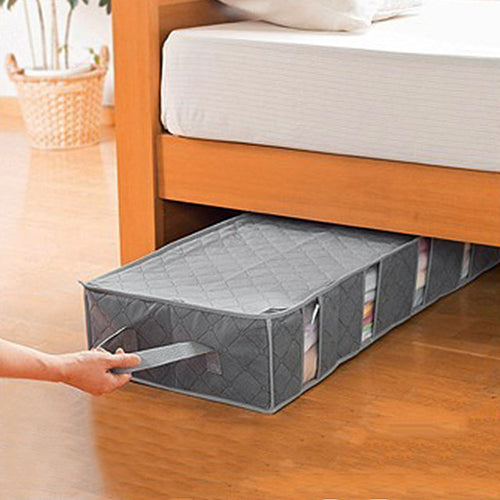 5 Compartment Under Bed Storage Bag
