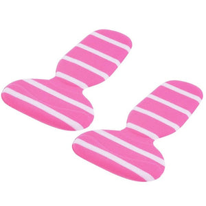 T-Shape Silicone Non Slip Cushion Foot Heel Shoe Liner