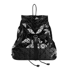 Matte Laser Cut Geometric Backpack