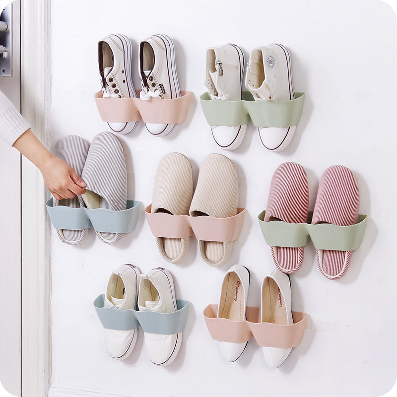Wall Mounted Shoe Organizer - STYLEFOX®