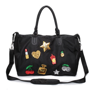 Emoji Gym Travel Bag
