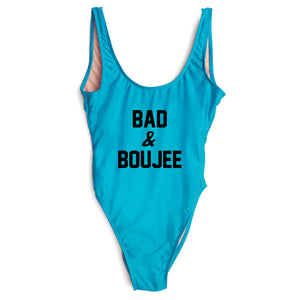 BAD & BOUJEE One Piece Swimsuit - STYLEFOX®