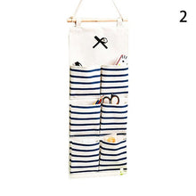 Striped Hanging Organizer - STYLEFOX®