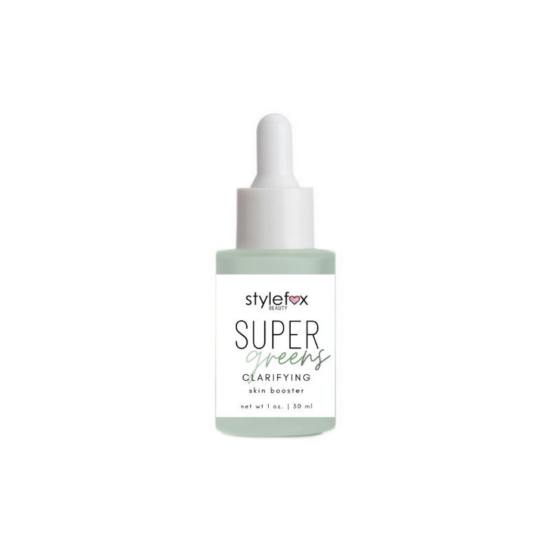 STYLEFOX Beauty Super Greens Clarifying Skin Booster