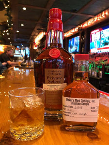 Ticket to Makers Mark Private Select Release party and tasting on 12/3/18