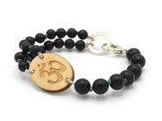 Signature OM ©Goddess Bracelet || Wood