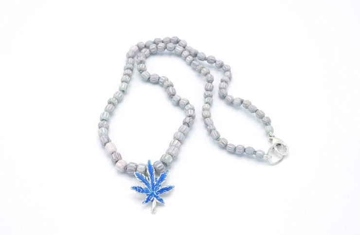 Leaf (#420) Necklace