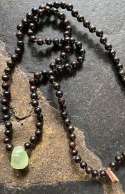 Higher Self Mala by Jen Stock Mindful Jewelry