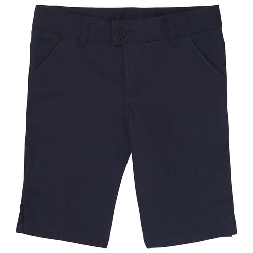 Bermuda Short - Girls - Navy