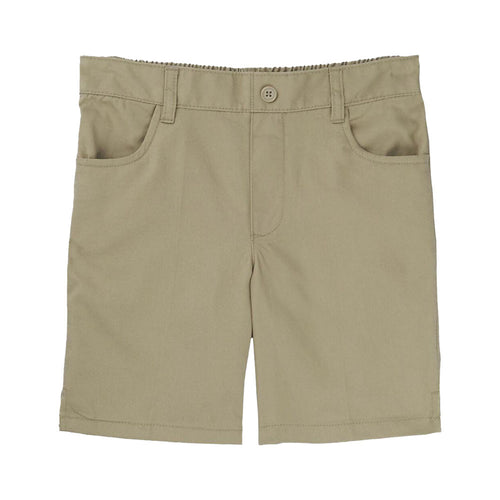 Pull on Shorts - Girls - Khaki