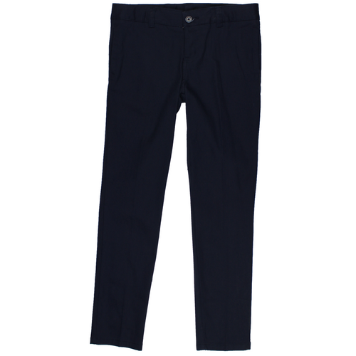 Basic Skinny Pants - Girls - Navy