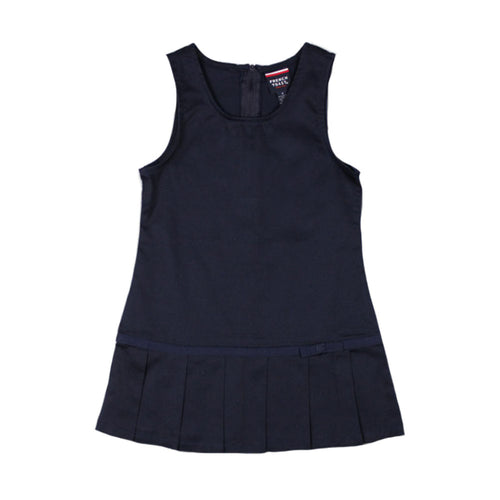 Ribbon Bow Jumper - Girls - Navy