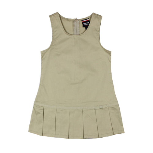 Ribbon Bow Jumper - Girls - Khaki