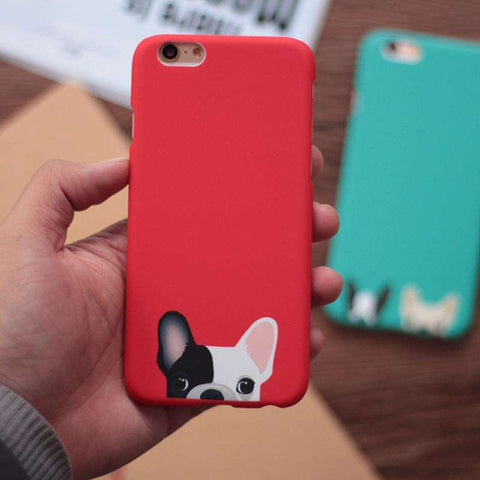 Cute Dogs Phone Cases For iphone 5 5S SE 6 6S Plus