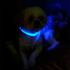 Image of Premium Glow in the dar Led Safety Collar