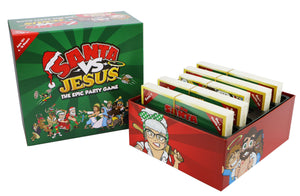 Santa VS Jesus - The Epic Party Game