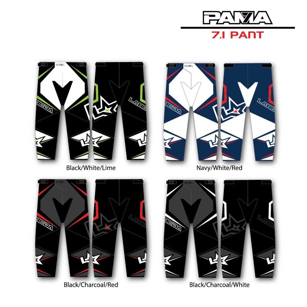 Labeda Pama 7.1 Inline Hockey Pants Adult - Good Gear Hockey Equipment