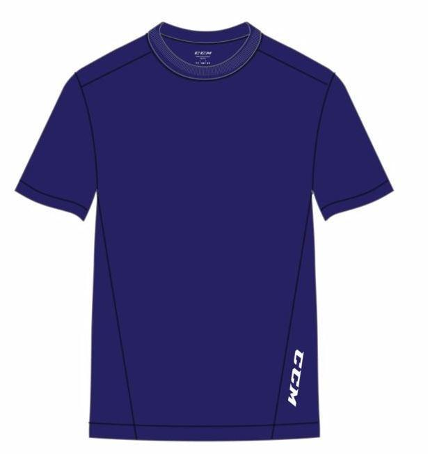 CCM TEAM S/S T-SHIRT YOUTH - Good Gear Hockey Equipment
