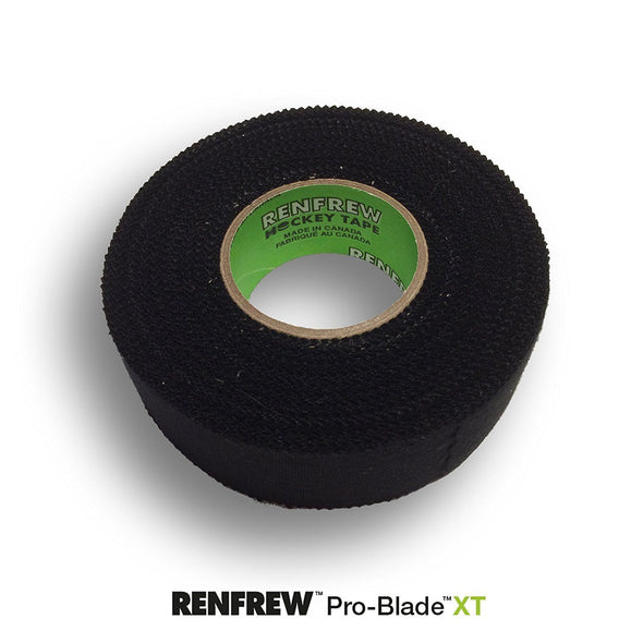 Renfrew Black Cloth Hockey Tape - 3 Pack - Good Gear Hockey Equipment