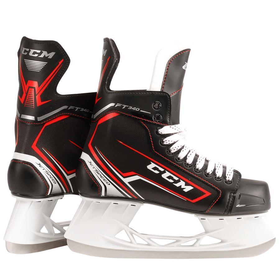 CCM Jetspeed FT340 Ice Hockey Skates - Senior - Good Gear Hockey Equipment