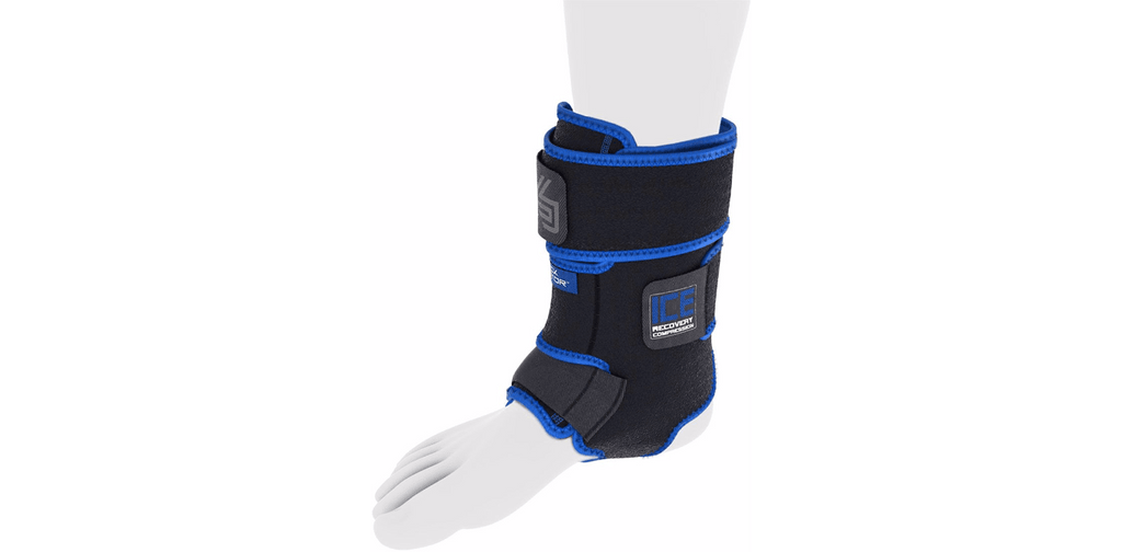 Shock Doctor Ice Recovery Ankle Wrap - Good Gear Hockey Equipment