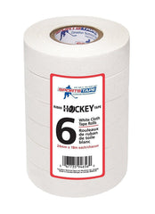 SportsTape Hockey Tape - 6 Roll Multipack - Good Gear Hockey Equipment