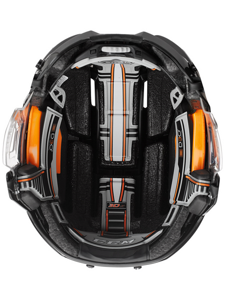 CCM FitLite 3DS Helmets w/Cage