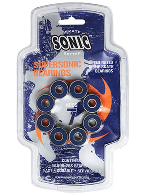 Sonic Sports ABEC 7 Supersonic Bearings - Good Gear Hockey Equipment