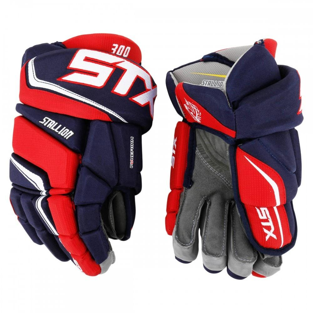 STX Stallion 300 Senior Hockey Gloves - Good Gear Hockey Equipment