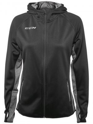 CCM Team Full Zip Hood Women's - Good Gear Hockey Equipment
