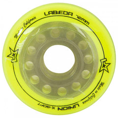 Labeda Union Hockey Wheels 4 Pack - Good Gear Hockey Equipment