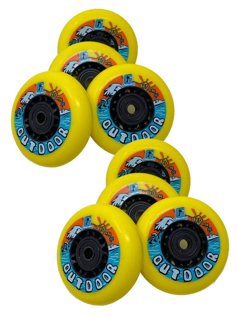 FANG Skate Bearings (8 pack)