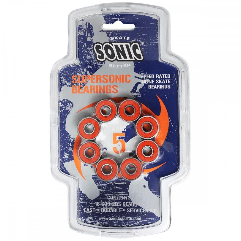 Sonic Sports ABEC 5 Supersonic Bearings - Good Gear Hockey Equipment