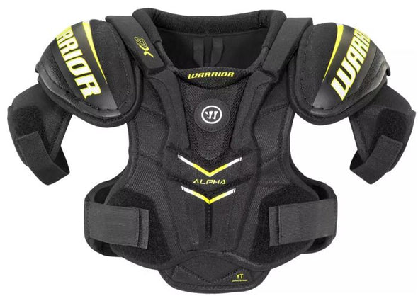 Warrior Alpha QX Youth Shoulder Pads