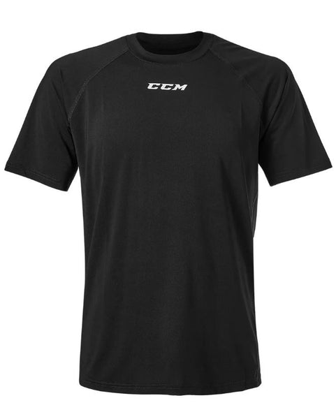 CCM Mens Athletic Loose Short Sleeve Shirt
