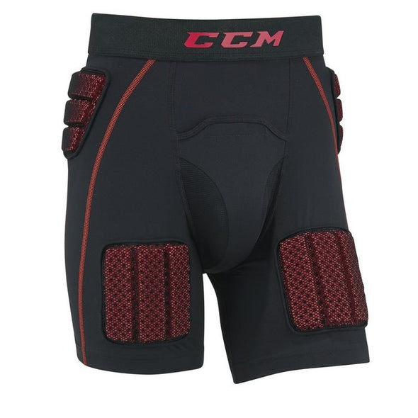 CCM Quicklite Street Hockey Padded Shorts Girdle Senior