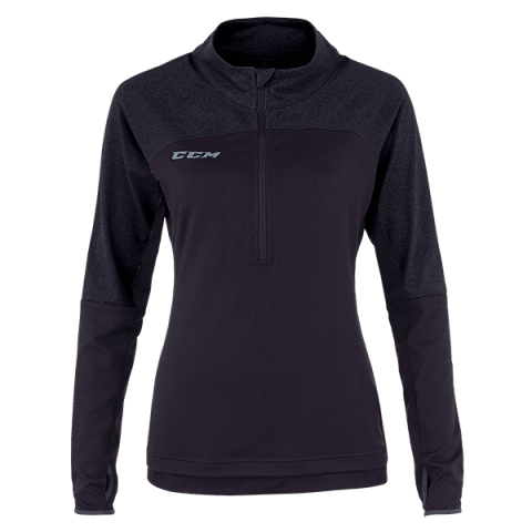 CCM ¼ Zip Tech Top Womens - Good Gear Hockey Equipment