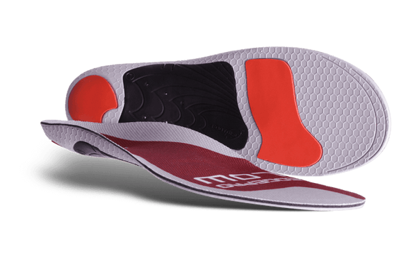 Currex Run Pro Foot Insole Low Arch (For Running, Walking, and Triathlon)