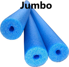 Flex Connex 3 Pack 60 Inch x 3.5 Inch Jumbo Swimming Pool Noodle Fat Foam Multi-Purpose Noodle
