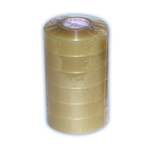 Renfrew Scapa Tapes Hockey Shin Tape - 6 Pack - Clear