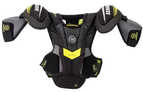 Warrior QX Pro Shoulder Pads