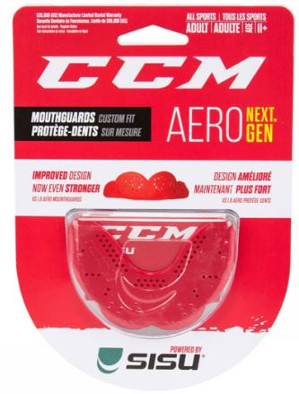 CCM SISU CUSTOM MOUTHGUARD Next Gen - Adult