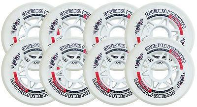 Labeda Racing Clear 84mm Single Wheel - Good Gear Hockey Equipment
