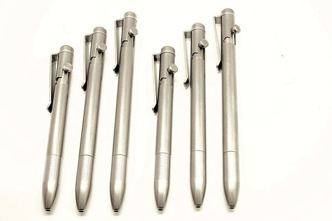 Click and Bolt pens